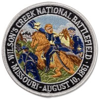 Wilson's Creek National Battlefield Patch