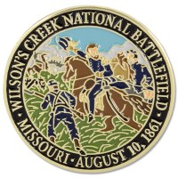Wilson's Creek National Battlefield Pin