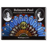 Belmont-Paul Women's Equality NM Magnet