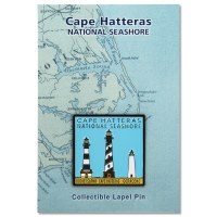 Cape Hatteras Lighthouse Pin