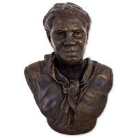 Harriet Tubman Bronze Bust