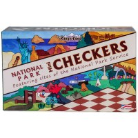 National Park Mini Checkers