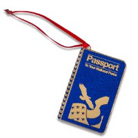 Passport To Your National Parks® Book Ornament