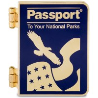 Passport To Your National Parks® Book Pin
