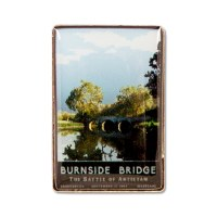 Burnside Bridge Lapel Pin