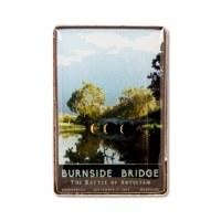 Burnside Bridge Lapel Pin