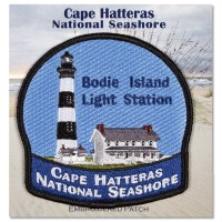 Bodie Island Light Station Patch