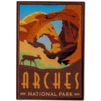 Arches Trailblazer Patch