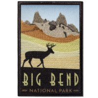 Big Bend Trailblazer Patch