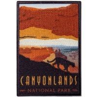 Canyonlands Trailblazer Patch