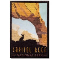 Capitol Reef Trailblazer Patch