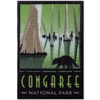 Congaree Trailblazer Patch