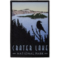 Crater Lake Trailblazer Patch