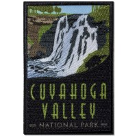 Cuyahoga Valley Trailblazer Patch