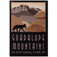 Guadalupe Mountains Trailblazer Patch