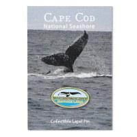 Cape Cod Whale Pin