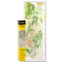 Continental Divide Trail Wall Map