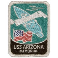 USS Arizona Patch