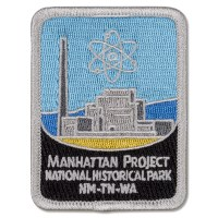 Manhattan Project Patch