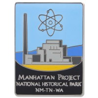 Manhattan Project Pin