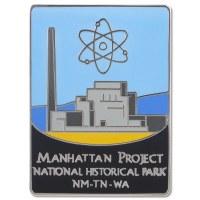 Manhattan Project Pin