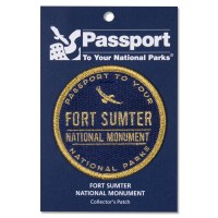 Fort Sumter Passport Patch
