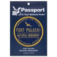 Fort Pulaski Passport Patch