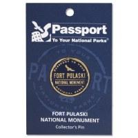 Fort Pulaski Passport Pin