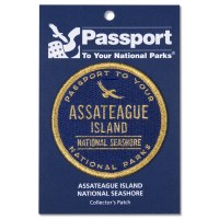 Assateague Passport Patch