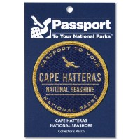 Cape Hatteras Passport Patch