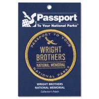 Wright Brothers Passport Patch