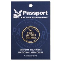 Wright Brothers Passport Pin