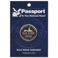 Blue Ridge Passport Pin