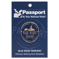 Blue Ridge Passport Hiking Medallion