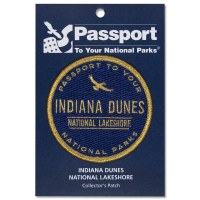 Indiana Dunes Passport Patch
