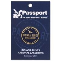 Indiana Dunes Passport Pin