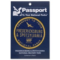 Fredricksburg & Spotsylvania Passport Patch