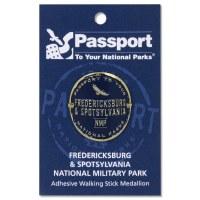 Fredricksburg & Spotsylvania Passport Hiking Medallion