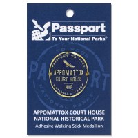 Appomattox Passport Hiking Medallion