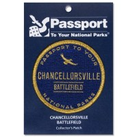 Chancellorsville Passport Patch