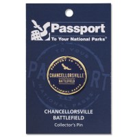 Chancellorsville Passport Pin