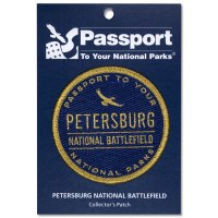 Petersburg Passport Patch
