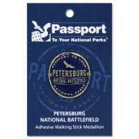Petersburg Passport Hiking Medallion