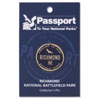 Richmond Passport Pin