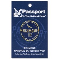 Richmond Passport Hiking Medallion