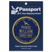 Prince William Forest Passport Patch