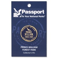 Prince William Forest Passport Pin