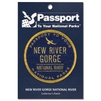 New River Gorge Passport Patch