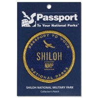 Shiloh Passport Patch