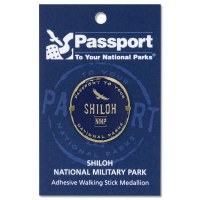 Shiloh Passport Hiking Medallion